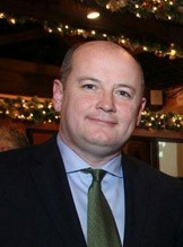 Irish Ambassador to New Zealand, Peter Ryan