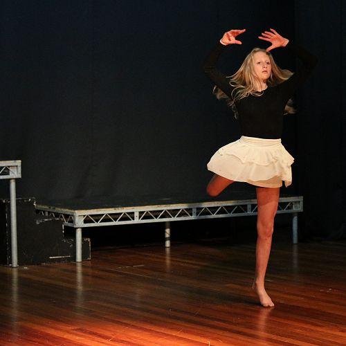 Junior Dance Performance