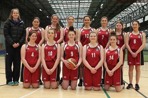 Senior A Girls Basketball
