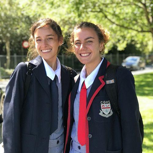 Orianna and Lucia
