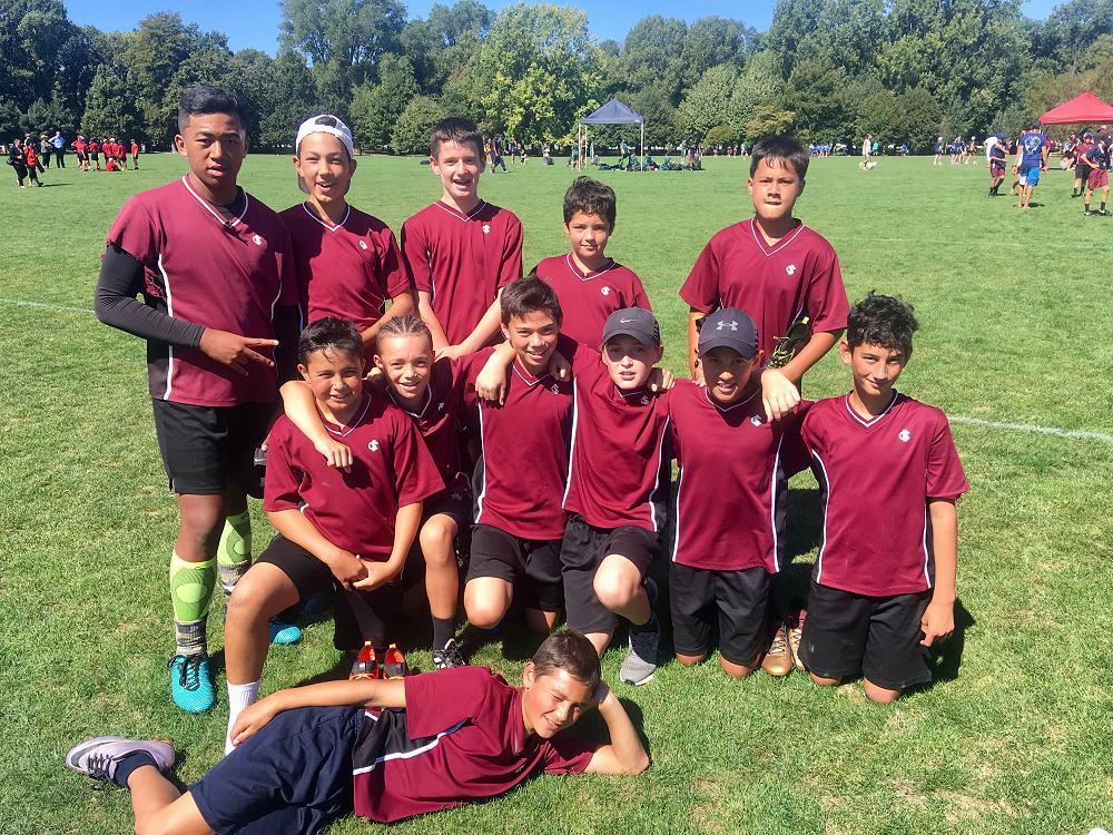 Touch at Summer Tournament - Casebrook Intermediate News