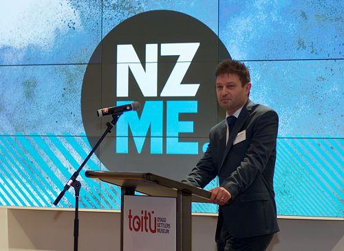 Business After 5 (Dunedin) NZME  August 2016