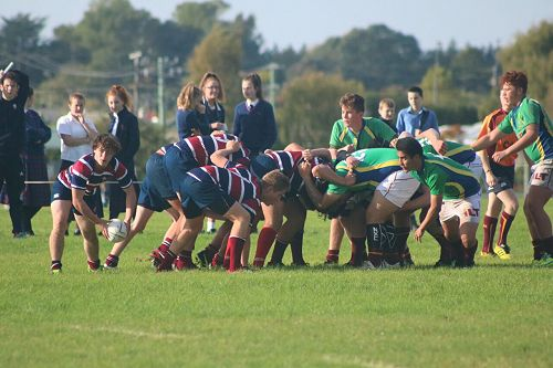Rugby - Southern Catholic Schools Tournament