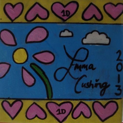 Emma Cushing - CGS Head Girl 2013