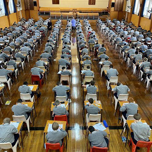 Junior Examinations - June 2021