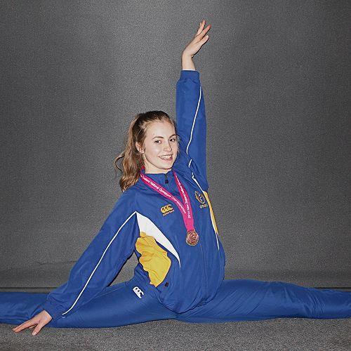 Gymnastics Gold