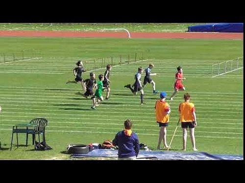 Video: S1220004 U10 Boys 60m Heat