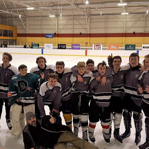 "2016 OBHS ""A"" Ice Hockey"