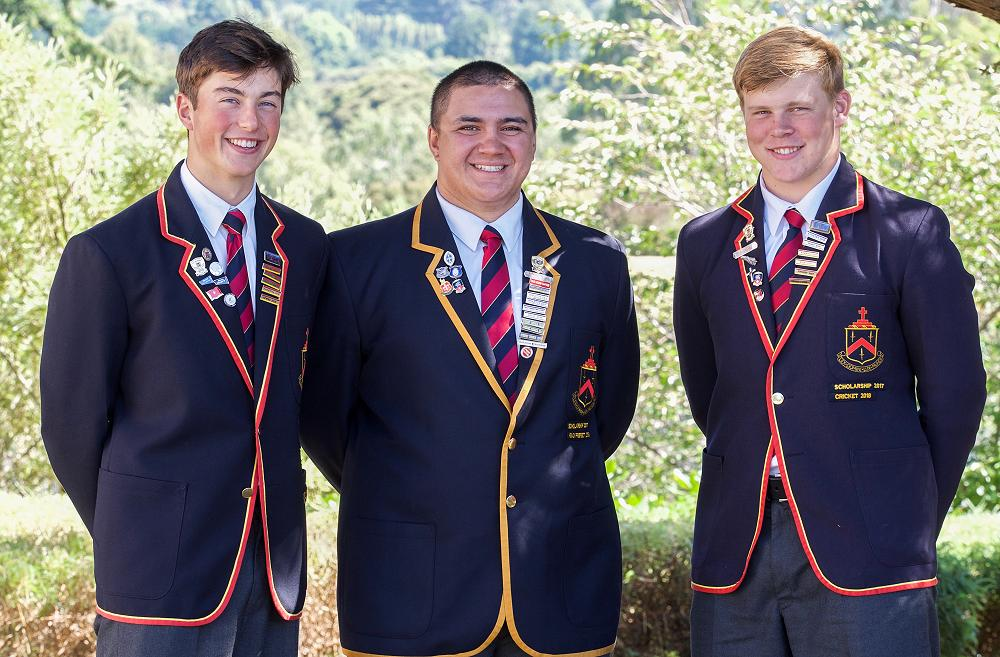 Head and Deputy Head Prefects for 2019