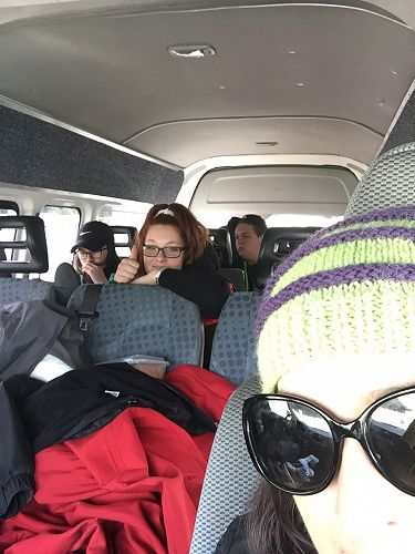 Drama Trip to Wellington