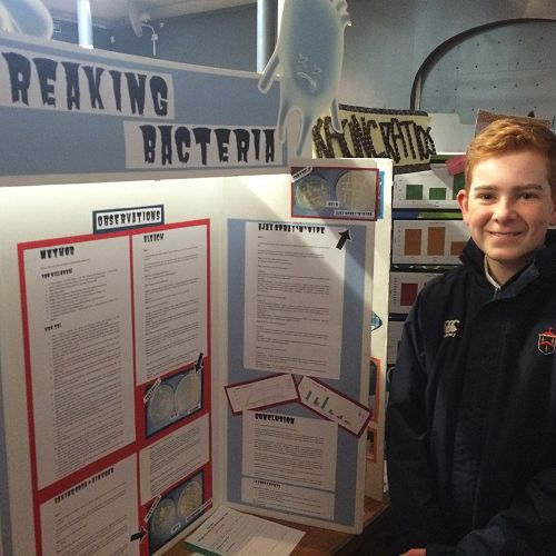 Science Fair - Alex Hopgood