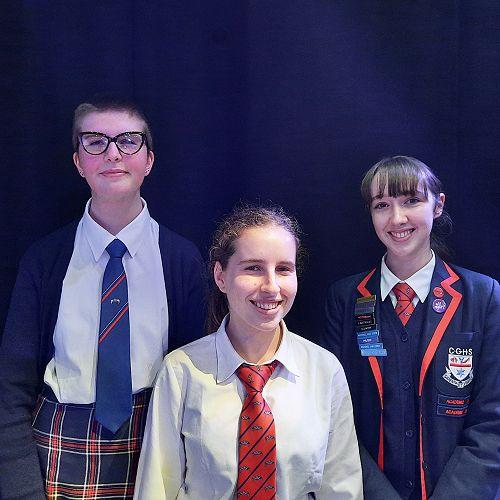 Senior Speech Competition 2020 Winners