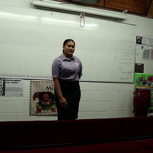 Video: Cattleya represents Haeata at SPACPAC Pasifika Speech Competition