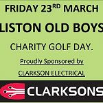 Old Boys' Charity Golf Day