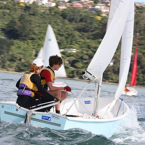South Island Secondary Schools Sunburst Regatta & summer sailing season