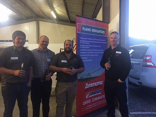 Business After 5 (Central Otago) Plains Irrigators