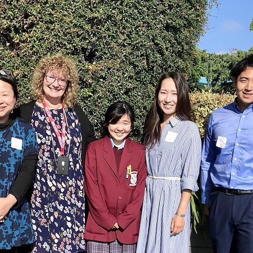 Ikubunkan Global High School