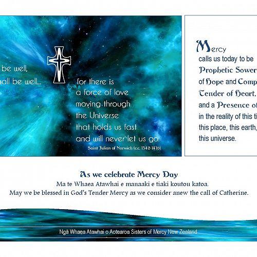 Mercy Day Card