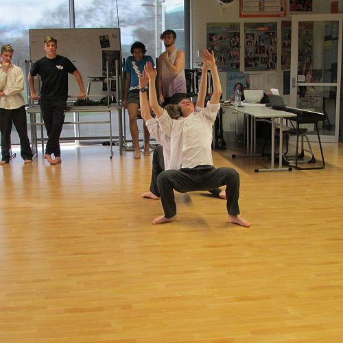 RNZB senior drama workshop