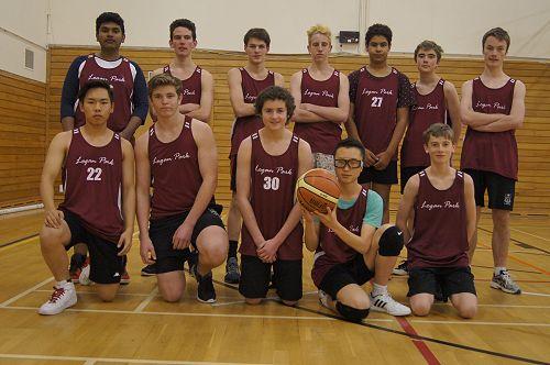 Senior B Boys Basketball