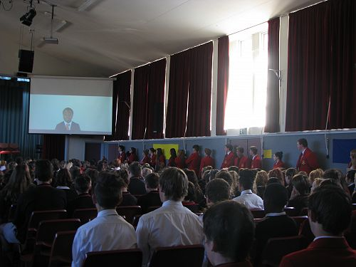 Student Lead Assembly