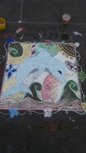 Chalk Art 2016