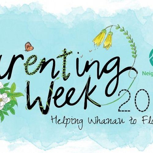 Parenting Week - 9th-19th September, 2019