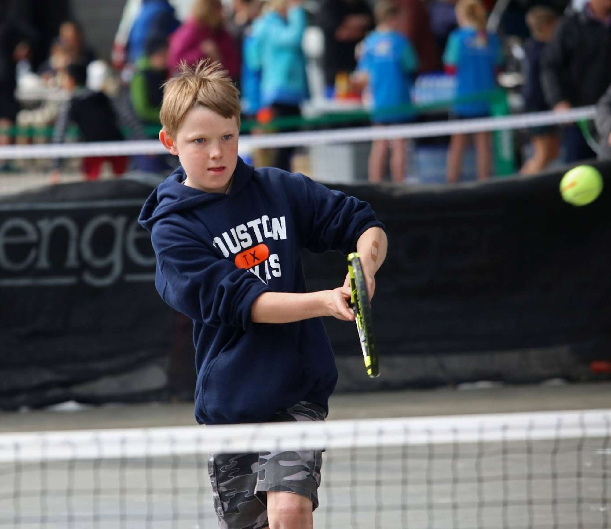 Tennis Hot Shots Fun Day and Tournament