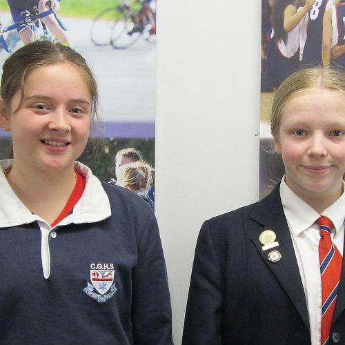 NZSS Squash Representatives