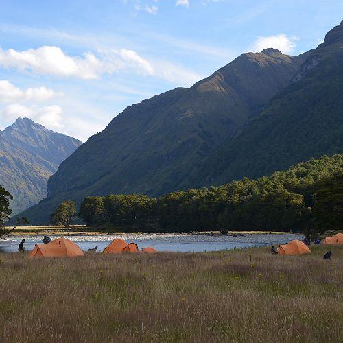 10T - Mount Aspiring Camp