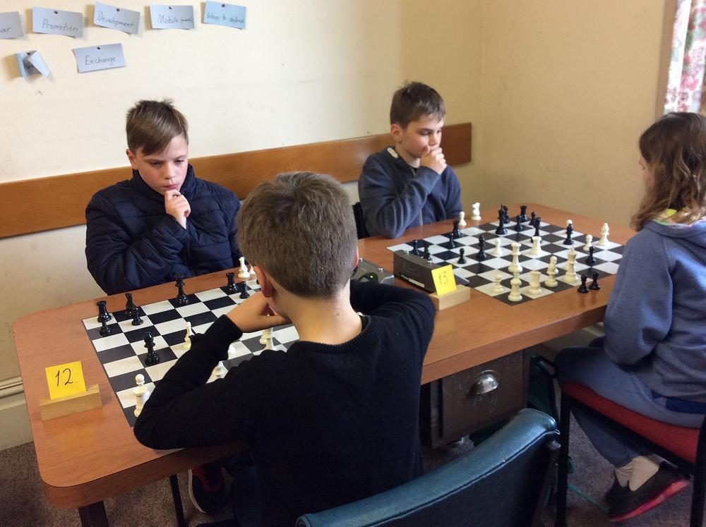 Otago/Southland Primary & Intermediate Schools' Individual Chess Championship