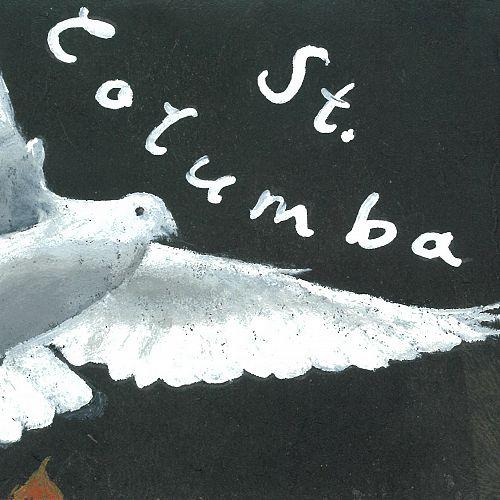 Bookmark artwork by Caitlin O'Brien