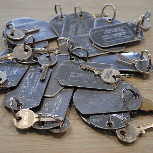 Pool Keys