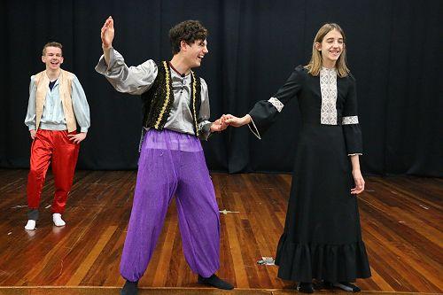 Junior Shakespeare
