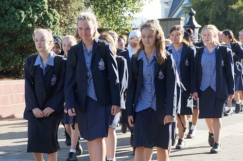 First day for Yr 9