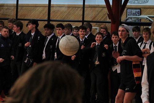 OBHS v JMC Prefect Dodgeball