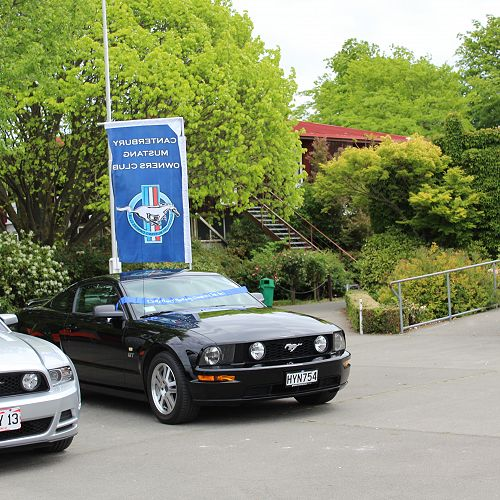 Canterbury Mustang Owners Club