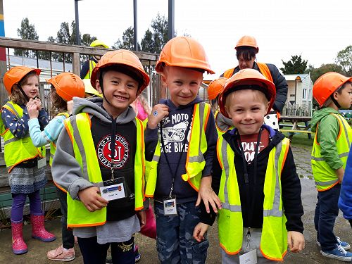 Year 1 at the Refuse Centre