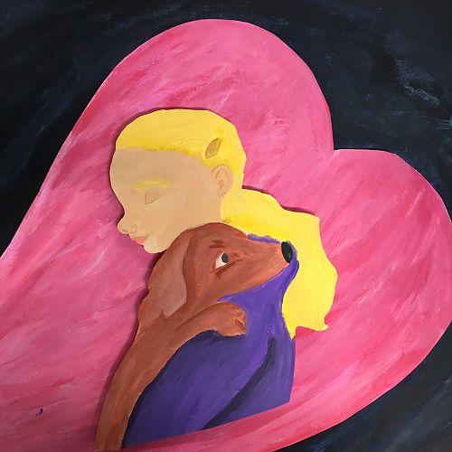 Loving Animals by Meg R10