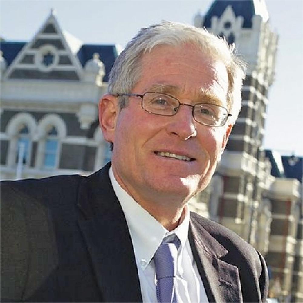 Prof. Mark Henaghan, Dean of Law Faculty