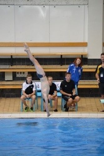 Diving NZ North Island Championships