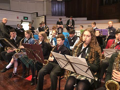 Music Festival 2017 Jazz Band. Sam Meikle, Ollie M