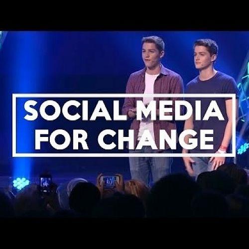 Video: Using Social Media For Change