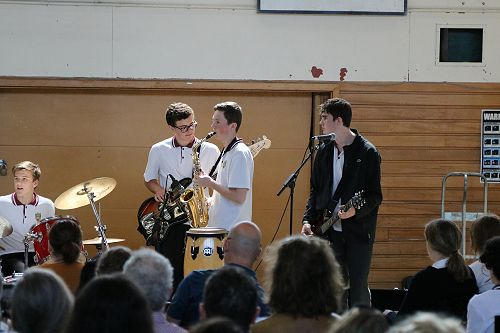 Junior Prizegiving
