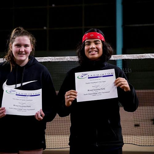 Badminton Success