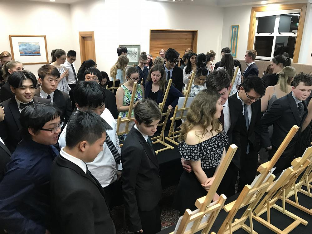 Art Competition, 9/9/18