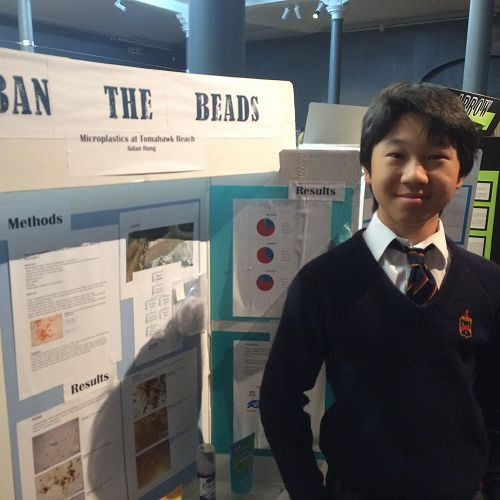 Science Fair - Aidan Hung