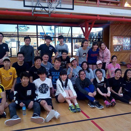 OBHS / OGHS International Student Interschool