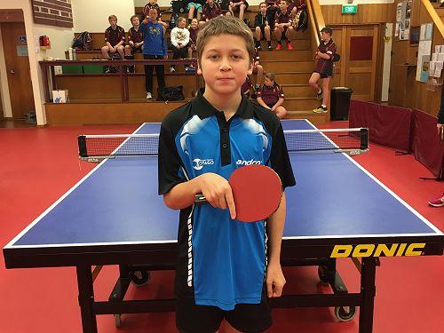 Otago Table Tennis Rep