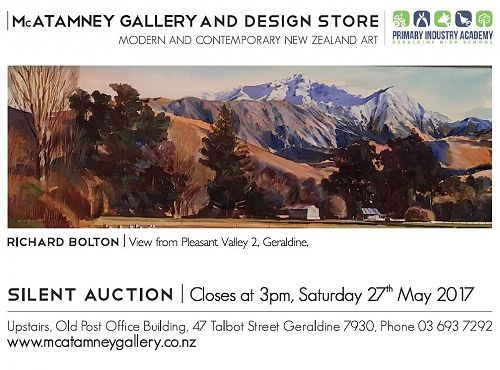 Primary Industry Silent Auction